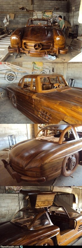 The Ultimate Woody Wagon