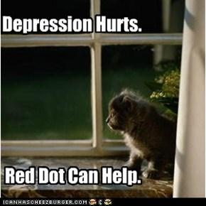 Depression Hurts.