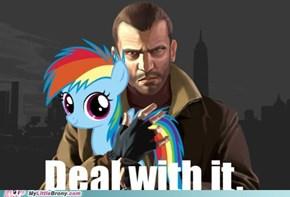 Grand Theft Pony