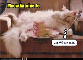 Meow Antoinette