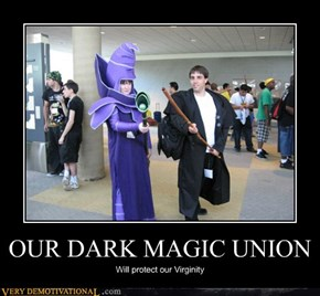 OUR DARK MAGIC UNION