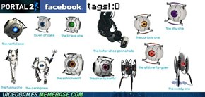 Aperture brand Facebook tags