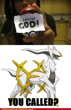 Religion of the Pokeverse