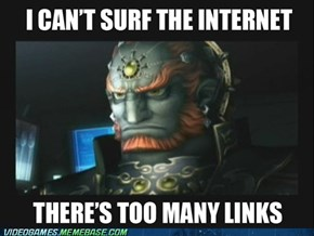Ganondorf Problems