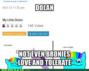 GTFO Dolan