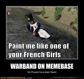 WARBAND ON MEMEBASE