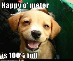 I Has A Hotdog: Full of Happy