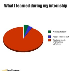 What I learned during my internship