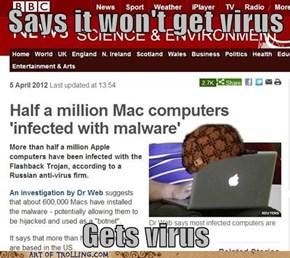 Scumbag Mac