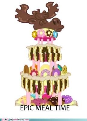 Epic Cake Time