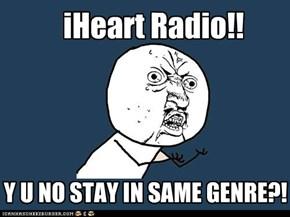 iHeart Radio!!