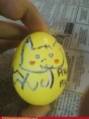 Happy Easter, Catch 'em All!