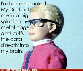Joe 90 - Homeschooled