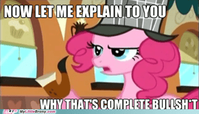 Pinkie Will Set You Straight