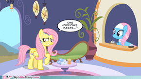 "Sure ""Fluttershy"""