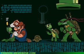 Mario Needs Anger Management