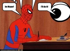Spider-Mayor