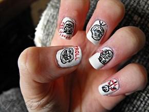 Troll nails!