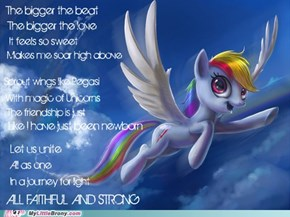 My Pony Poem
