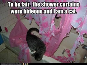 Lolcats: To be fair