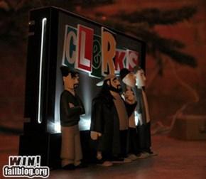 Clerks Nintendo Wii Mod WIN!