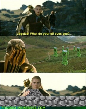 We're Taking the Miners to Isengard
