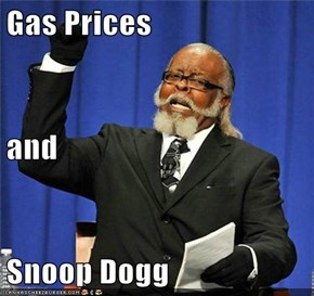 Gas Prices  and Snoop Dogg