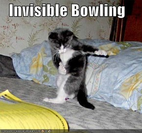 Invisible Bowling