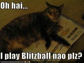 Oh hai...  I play Blitzball nao plz?