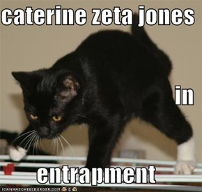 caterine zeta jones in entrapment