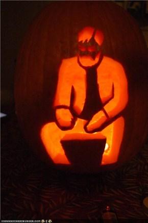 The Kean-O'-Lantern: For Sad Halloween