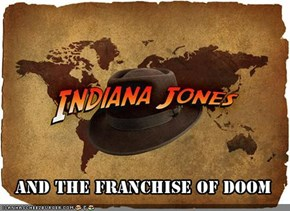 Indiana Jones 5: The FINAL Last Crusade