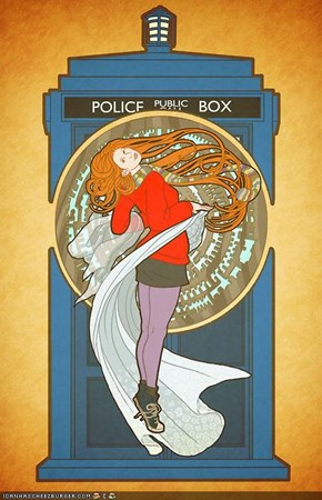 Amy Pond: That's Some Good Stuff Right There