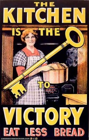 Kitchens: The Key To Victory