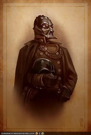Victorian Star Wars Is AWESOME!