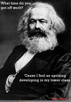 A Pick-up Line For The Proletariat