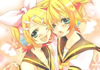 Kagamine-Twins