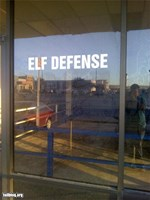 Elf Defense