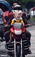 Baby Helmet Fail